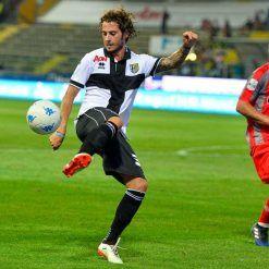 Divisa Parma 2017-2018 home