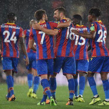 Font Crystal Palace 2017-2018 kit