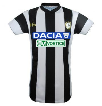 Maglia Udinese 2017-2018 home