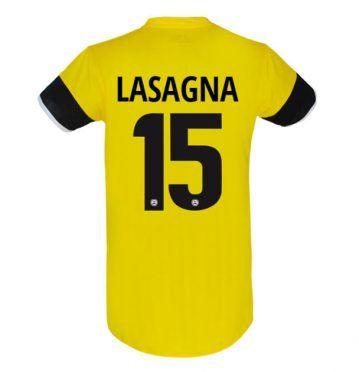 Maglia Udinese trasferta Lasagna 15