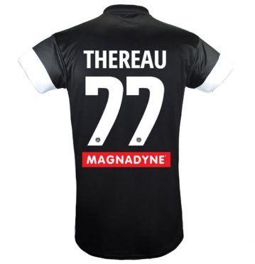 Prima maglia Udinese Thereau 77