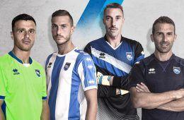 Maglie Pescara 2017-2018 Erreà