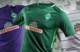 Maglie Werder Brema 2017-2018