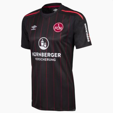 Terza maglia Norimberga 2017-2018