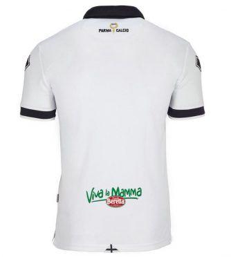 Retro prima maglia Parma 2017-2018