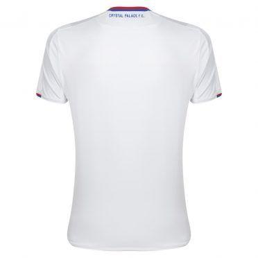 Retro terza divisa Crystal Palace bianca