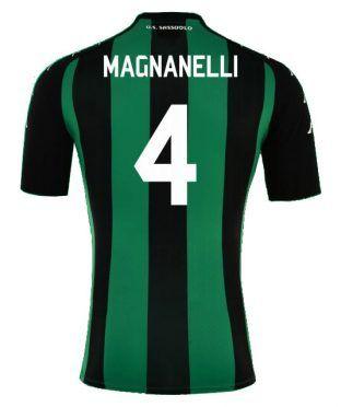Maglia Sassuolo 2018 Magnanelli 4