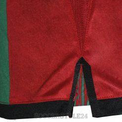 Spacchi laterali rosso-verdi Ternana, prima maglia