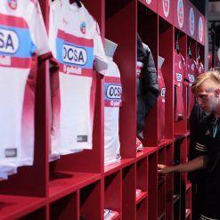 Le divise del Cittadella nello store Boxeur Des Rues
