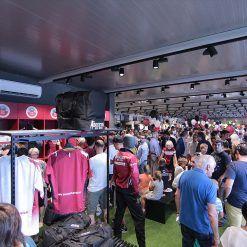 Inaugurazione mega store Boxeur Des Rues