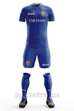 Divisa portiere Ternana blu 2017-2018