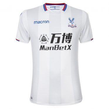 Terza maglia Crystal Palace 2017-2018
