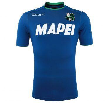 Terza maglia Sassuolo 2017-2018 blu