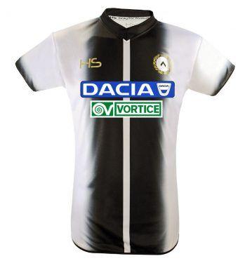 Terza maglia Udinese Calcio 2017-2018 bianconera