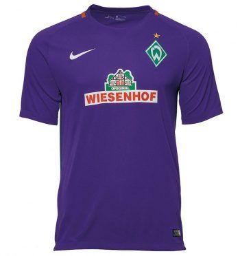 Terza maglia Werder Brema 2017-2018 viola
