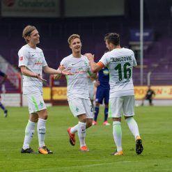 Divisa away Werder Brema 2017-2018