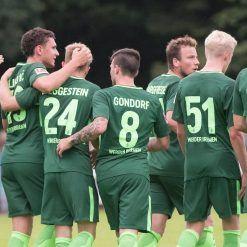 Font Werder Bremen 2017-2018 Nike