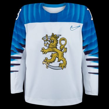 Maglia hockey Finlandia Olimpiadi Pyeongchang 2018