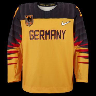 Maglia hockey Germania Olimpiadi Pyeongchang 2018