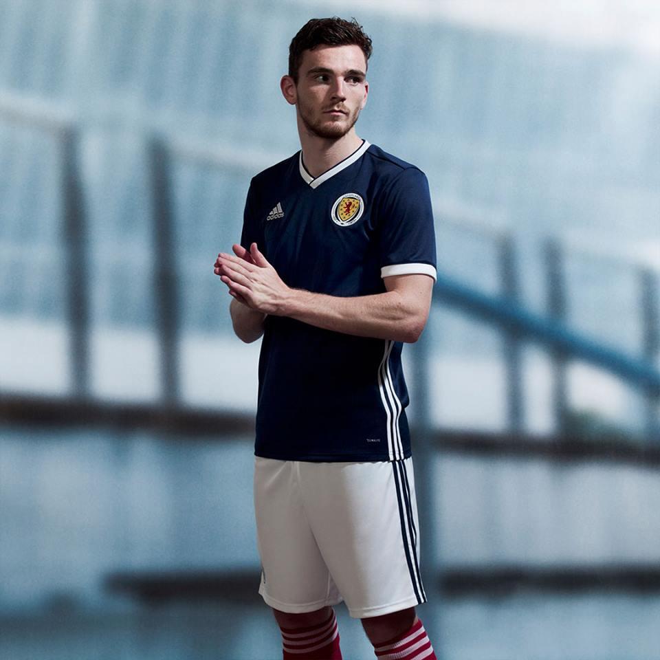 Maglia Scozia 2018-2020, adidas abbraccia il vintage