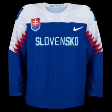 Maglia hockey Slovacchia Olimpiadi Pyeongchang 2018