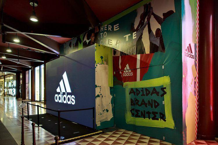 Nuovo adidas Store Milano