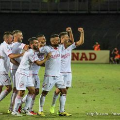 Divisa Carpi 2017-2018 home