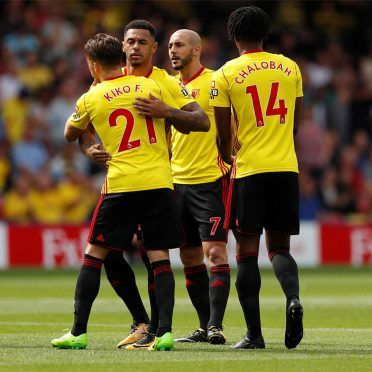 Font Watford 2017-2018 rosso