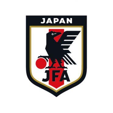 Il nuovo stemma della nazionale di calcio giapponese