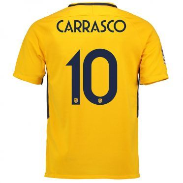 Maglia away Atletico Madrid Carrasco 10
