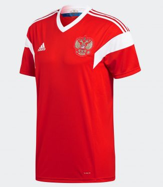 Maglia Russia Mondiali 2018 home