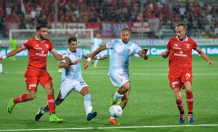 Divisa Perugia rossa 2017-2018