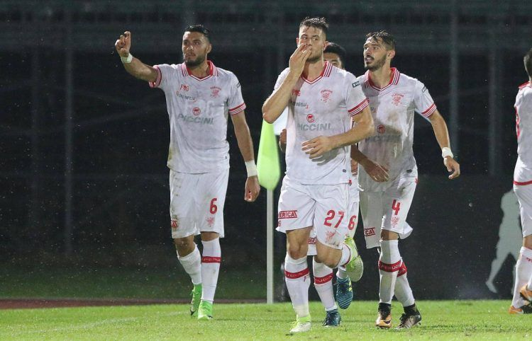 Kit Perugia all white 2017-2018