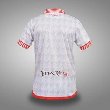Maglia Perugia away 2017-2018, retro