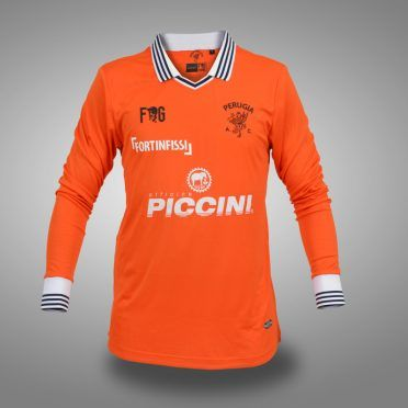 Maglia Perugia portiere 2017-2018, arancio