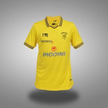 Perugia portiere 2017-2018, giallo