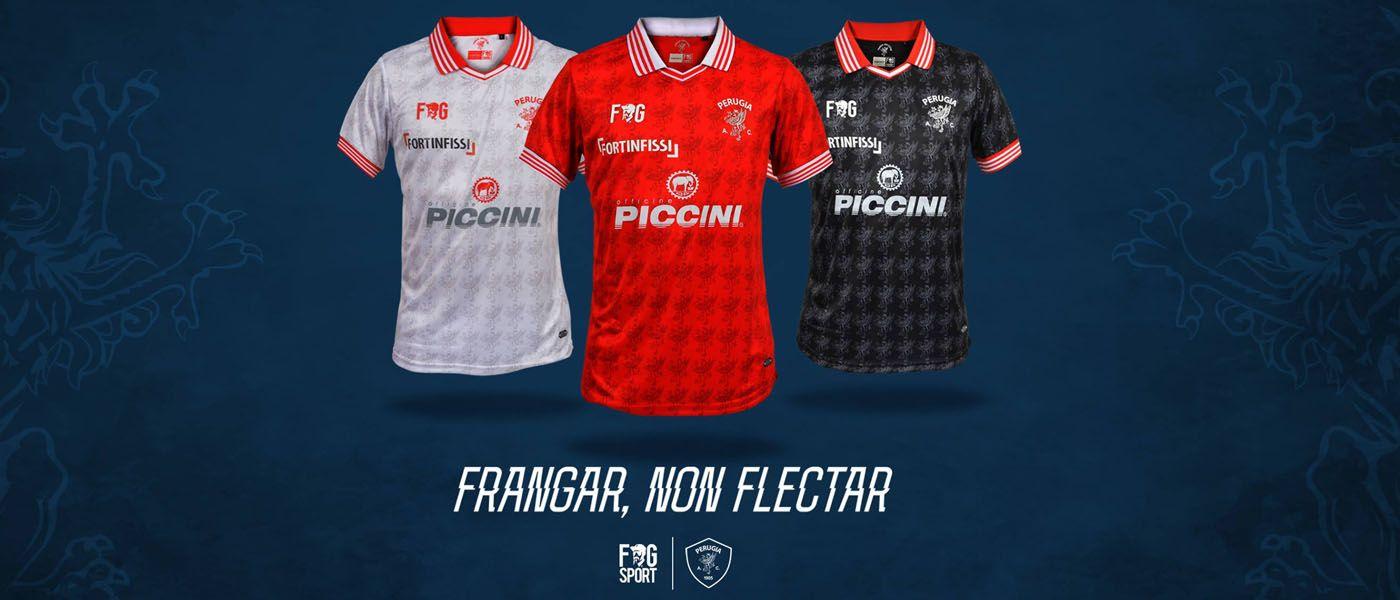 Maglie Perugia 2017-2018 FG Sport