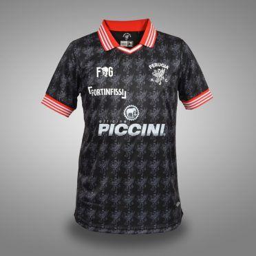 Terza maglia Perugia 2017-2018, fronte