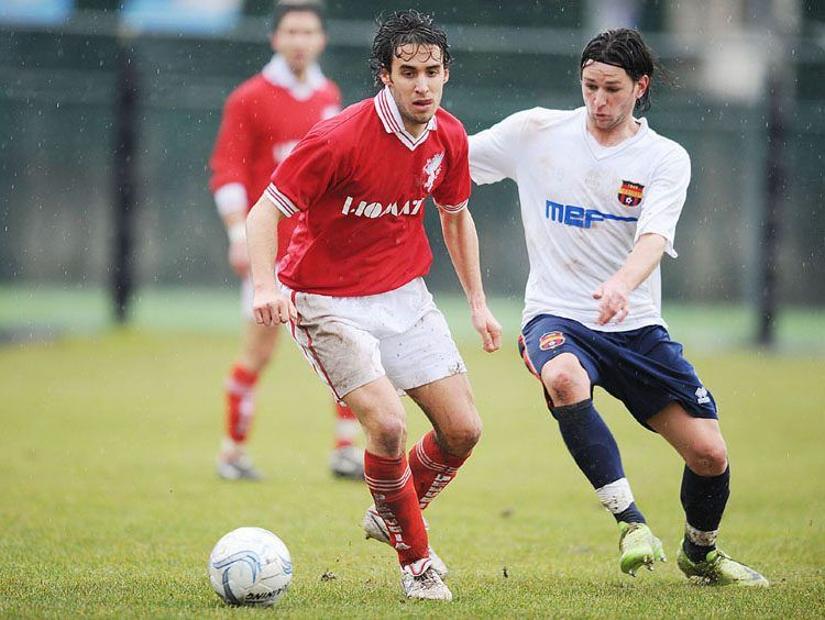 Perugia home girone di ritorno Serie D 2010-2011