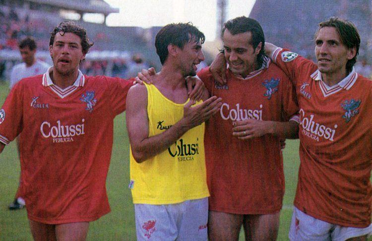 Perugia home spareggio-promozione Serie B 1997-1998