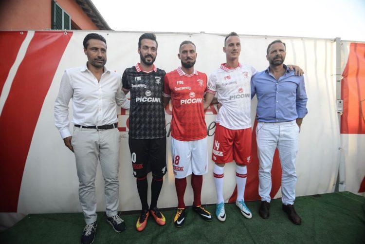 Perugia maglie 2017-2018 FG Sport