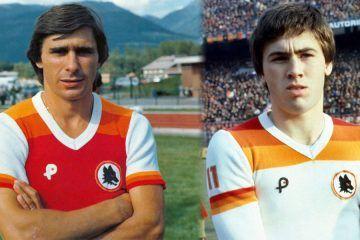 Maglia Roma ghiacciolo 1979-1980