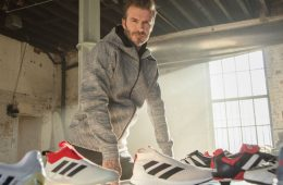 Beckham adidas Predator Capsule Collection