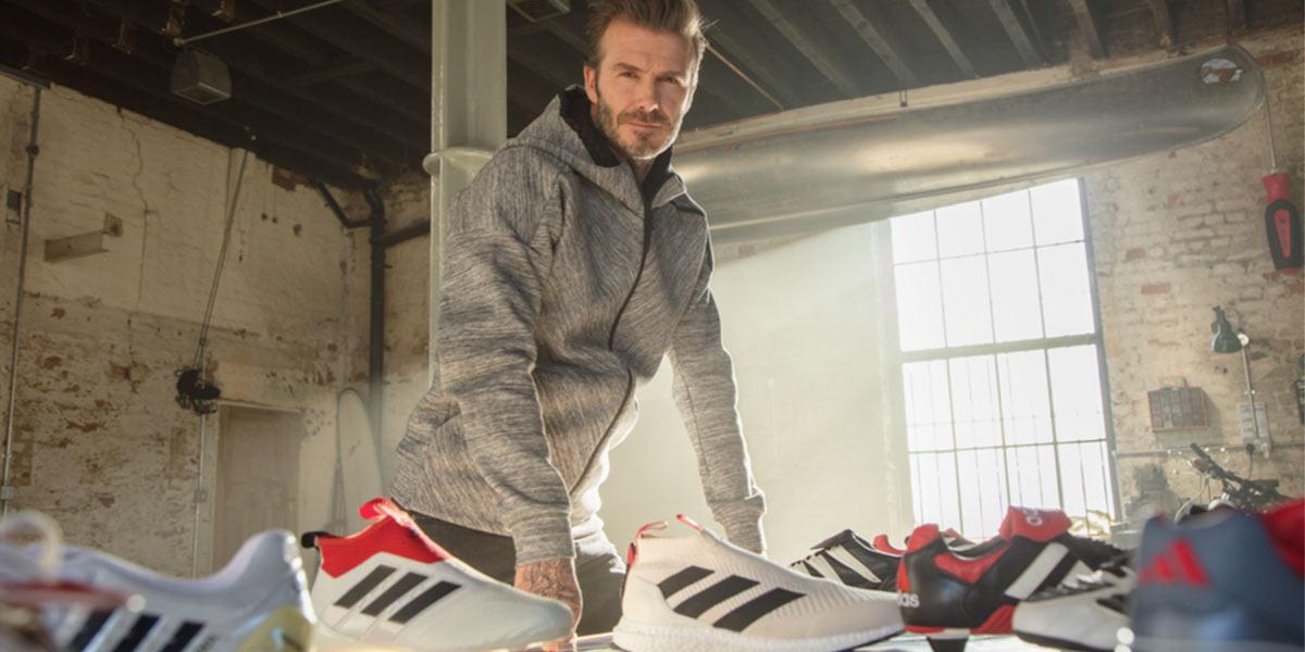 Beckham adidas Predator Capsule Collection