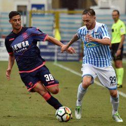 Terza divisa Crotone blu 2017-2018 Zeus