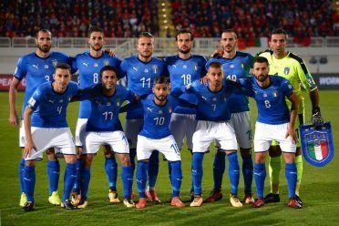 Formazione Albania-Italia 2017