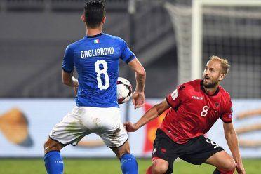 Font Gagliardini, Italia maglia 2018