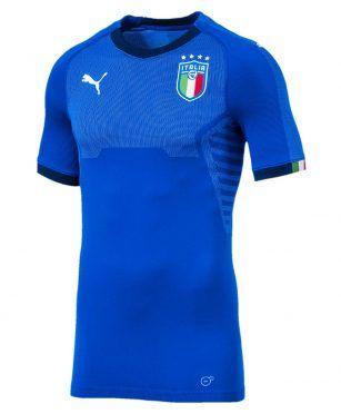 Maglia Italia 2018 Puma Authentic