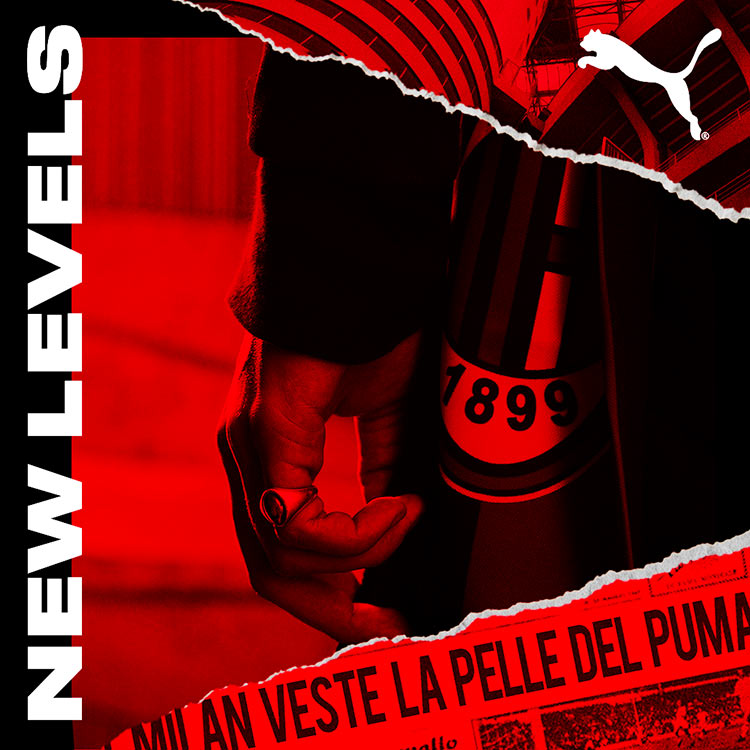 Puma-AC Milan New Levels