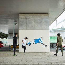 Murales per Gianluigi Buffon